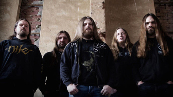 DAWN OF DISEASE fichan por Napalm Records
