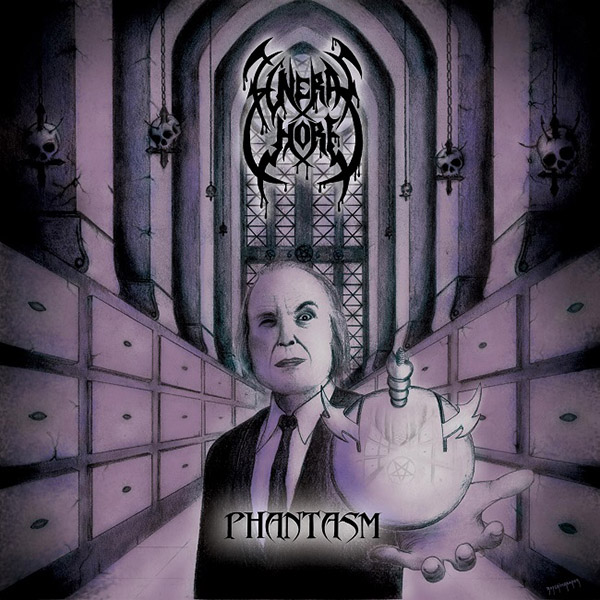 "FUNERAL WHORE ""Phantasm"""