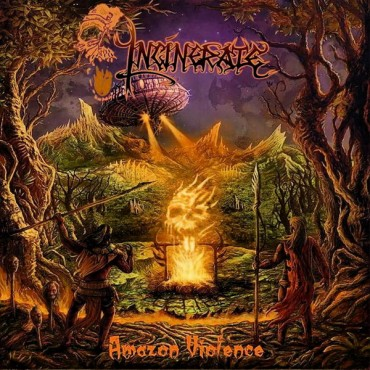 "INCINERATE ""Amazon Violence"""