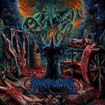 "MORPHOGENETIC MALFORMATION ""Dominion of Primordial Chaos"""