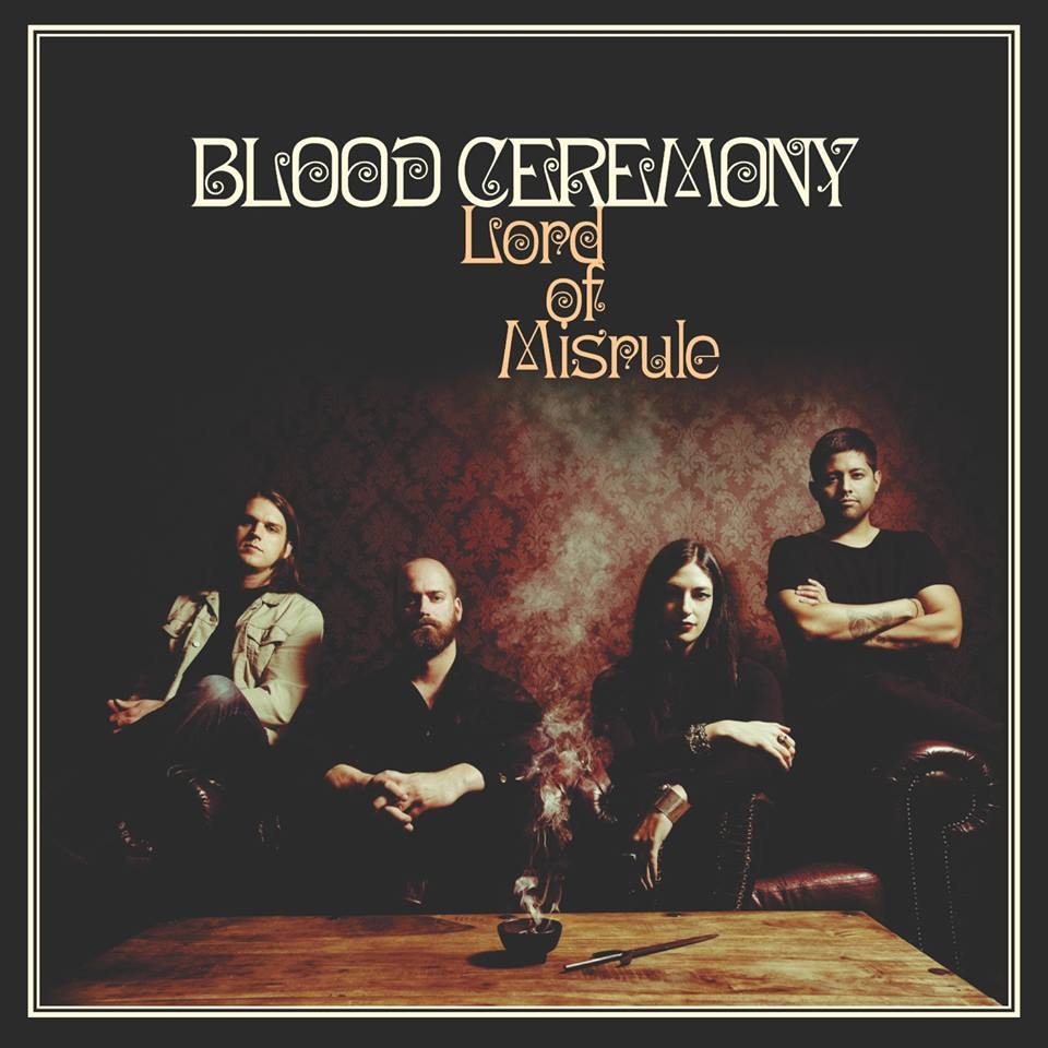 BLOOD CEREMONY (can) Album Cover