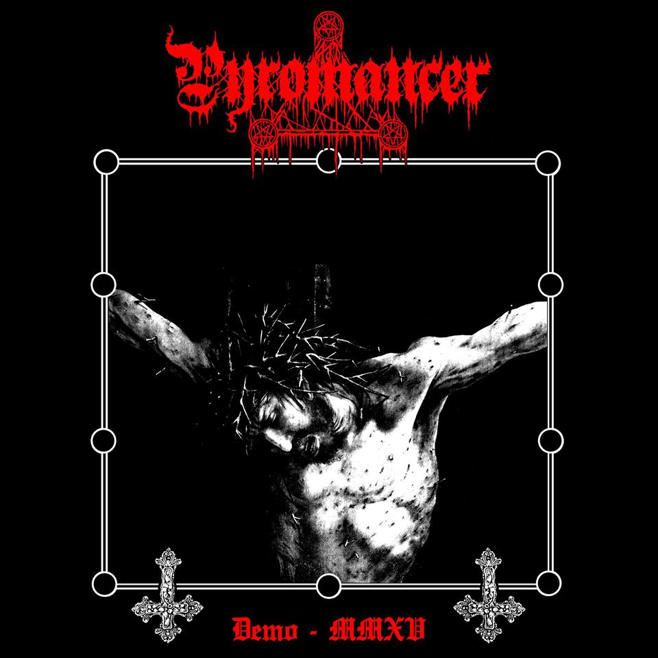 PYROMANCER (usa) Album Cover