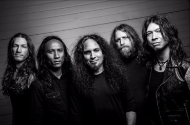 Nuevo tema en streaming de los thrashers DEATH ANGEL