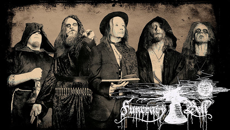 "FUNERARY BELL: ""Devouring storm of Blackened Heavy Metal"""