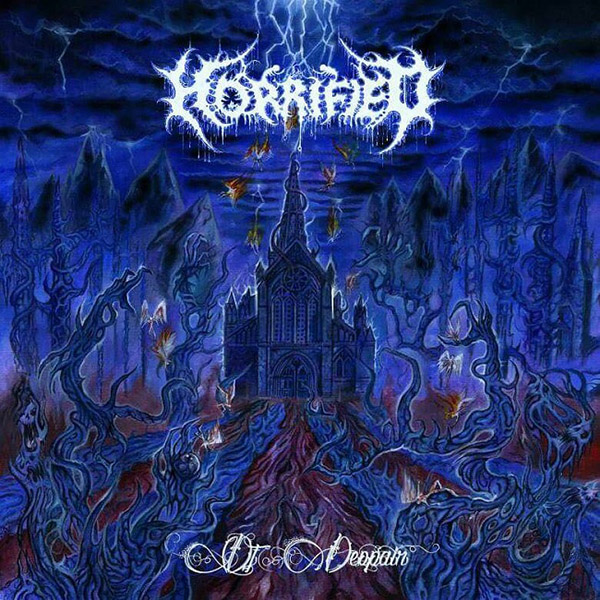 HORRIFIED «Of Despair»