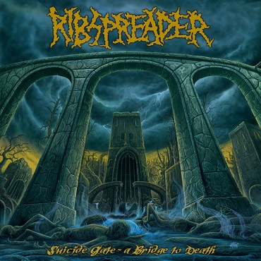 "RIBSPREADER ""Suicide Gate – A Bridge to Death"""