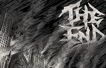 THE END revelan portada y tracklist de su EP debut