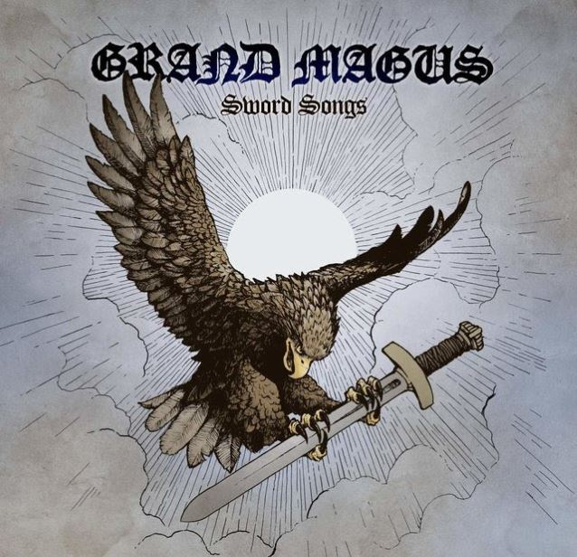 "GRAND MAGUS ""Sword Songs"""
