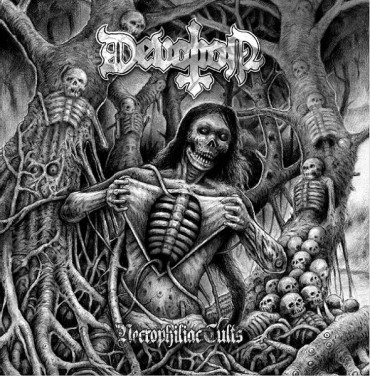 "DEVOTION ""Necrophiliac Cults"""