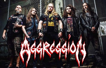Los canadienses AGGRESSION verán re-editado su álbum debut del '87 por Xtreem Music!!