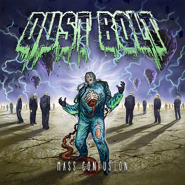 "DUST BOLT ""Mass Confusion"""