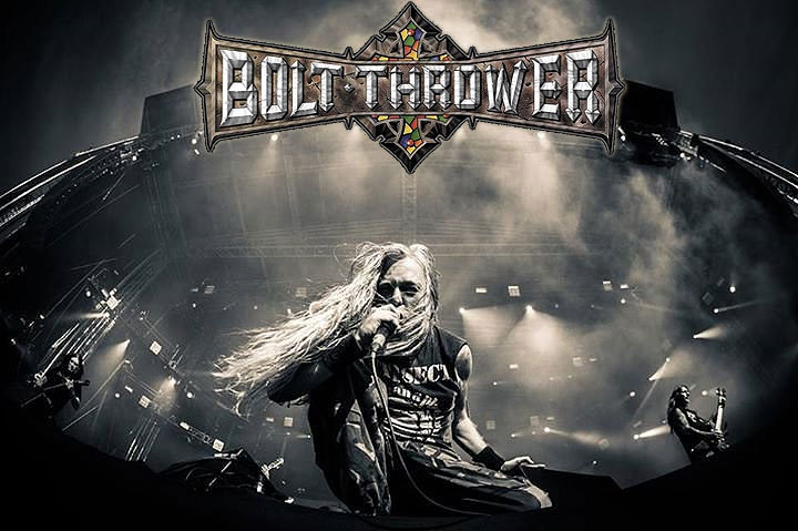 ¿Se disuelven BOLT THROWER? ¿Posiblemente rumores precipitados?