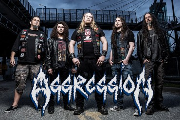 Los míticos thrashers canadienses AGGRESSION fichan por Xtreem Music!!