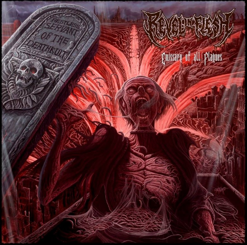 "REVEL IN FLESH ""Emissary of All Plagues"""