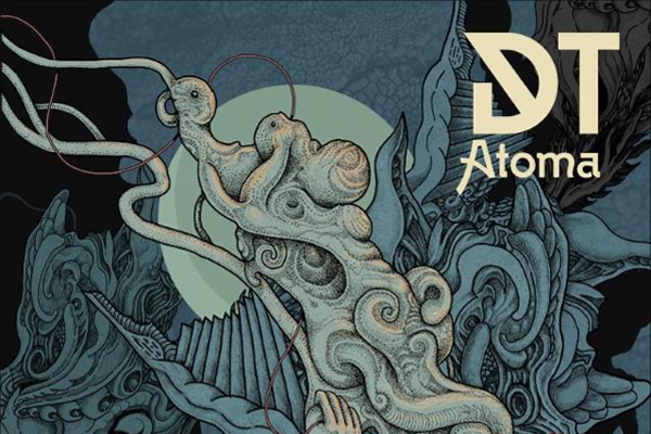 "DARK TRANQUILLITY editan un video animado de ""Atoma"""