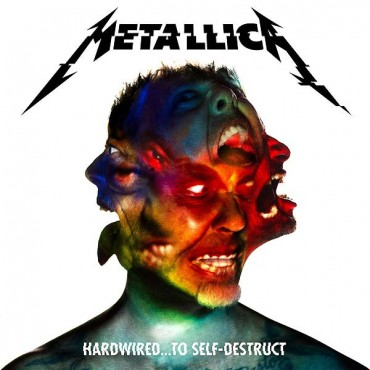 "METALLICA ""Hardwired… To Self-Destruct"""