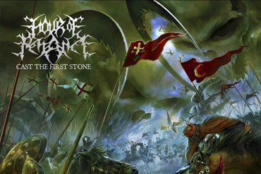 "HOUR OF PENANCE publican en streaming el primer tema de su nuevo álbum ""Cast the First Stone"""
