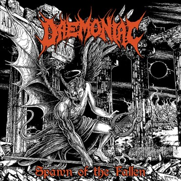 "DAEMONIAC ""Spawn of the Fallen"""