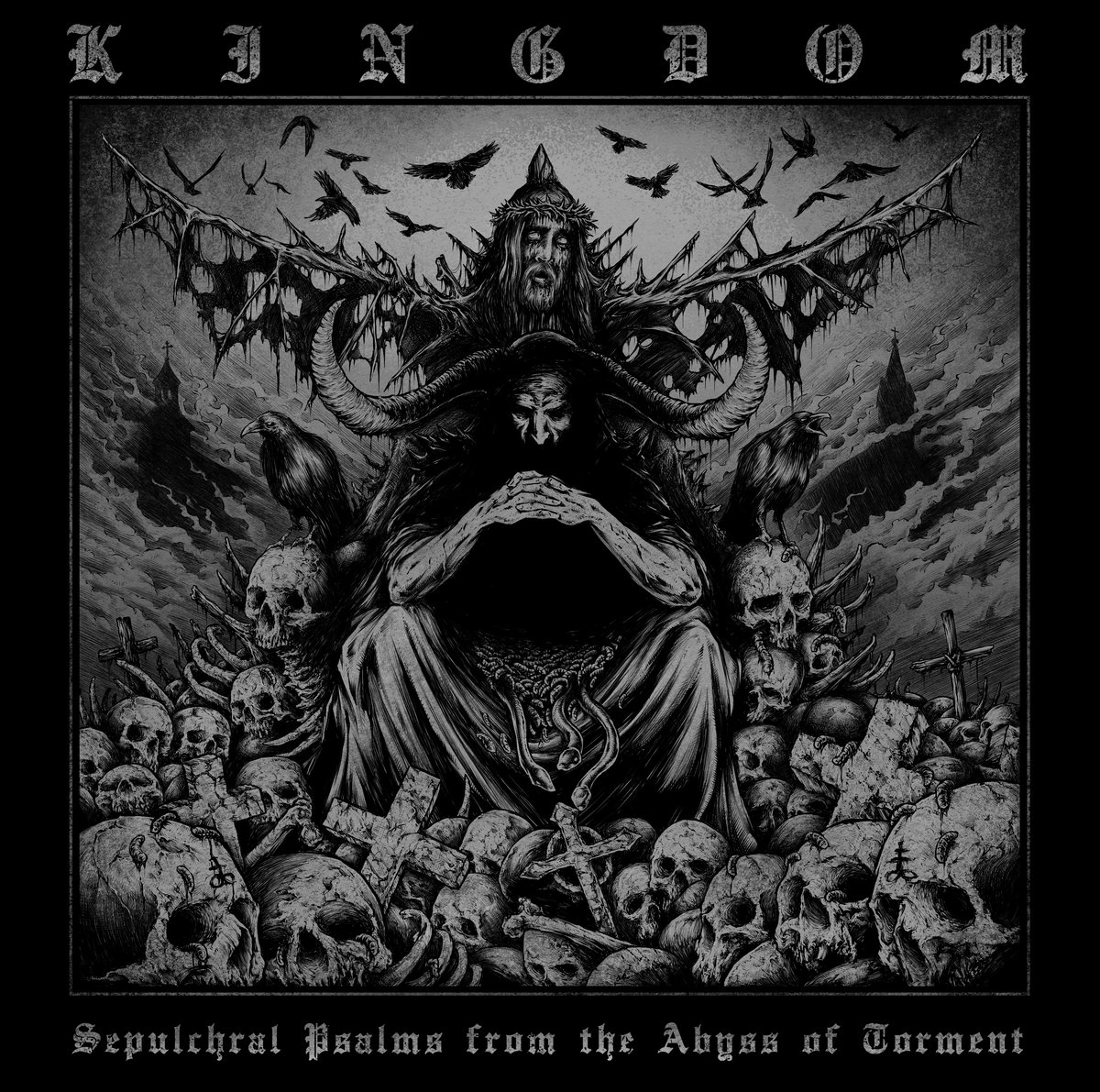 KINGDOM (pl) Album Cover