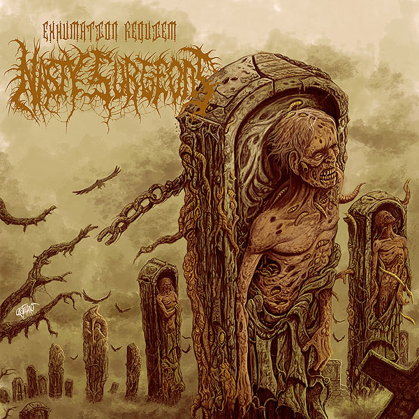 "NASTY SURGEONS ""Exhumation Requiem"""