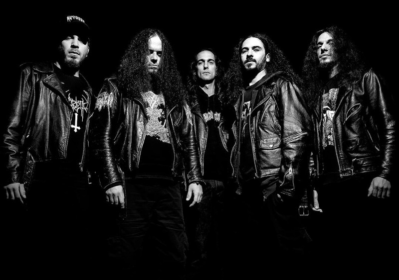 Los griegos RESURGENCY fichan por FDA Records!