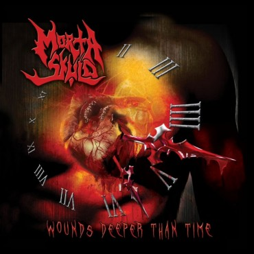 "MORTA SKULD ""Wounds Deeper Than Time"""