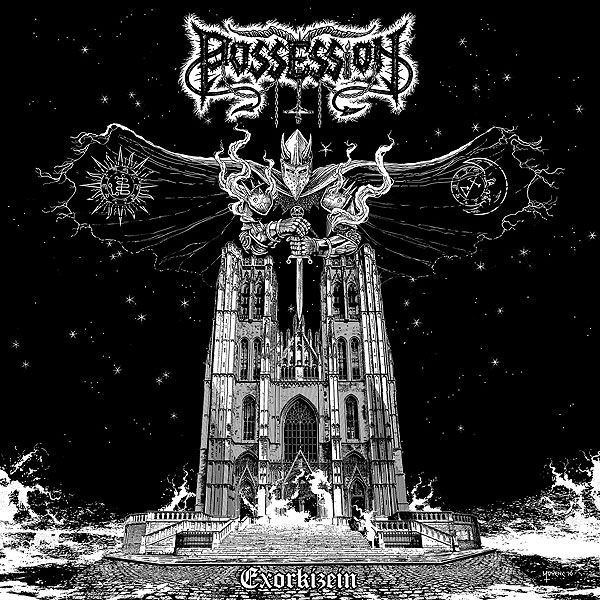 Los blackers belgas POSSESSION revelan portada, tracklist y tema de su álbum debut.