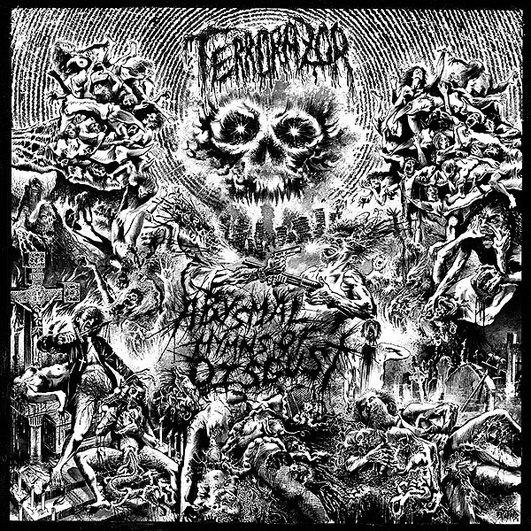 "TERRORAZOR ""Abysmal Hymns of Disgust"""