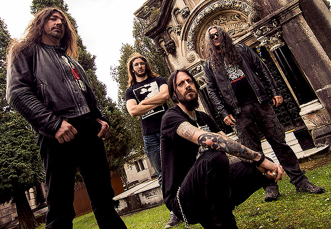 "APOSENTO lanzan 1er single y tracklist de su nuevo álbum ""Bleed to Death"""