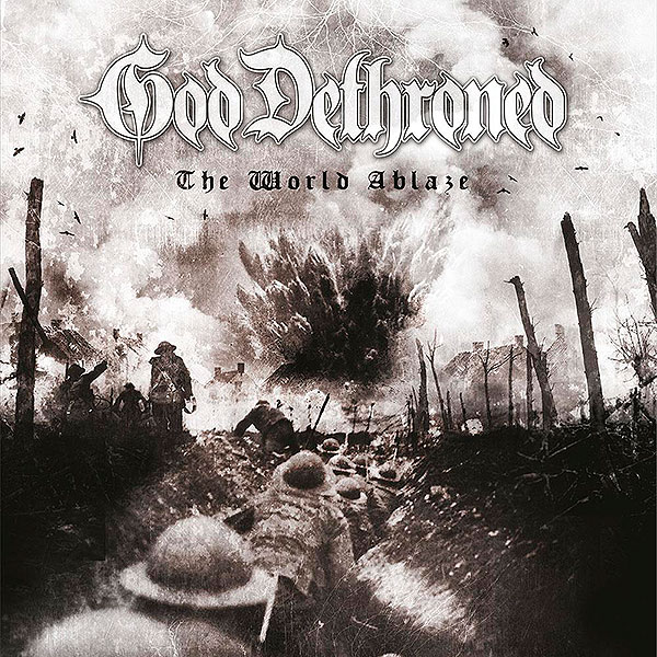 GOD DETHRONED revelan portada, tracklist y vídeo de su nuevo álbum!
