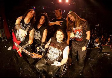 POSSESSED fichan por Nuclear Blast!