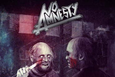 NO AMNESTY revelan 1er single, portada y tracklist de su álbum debut!