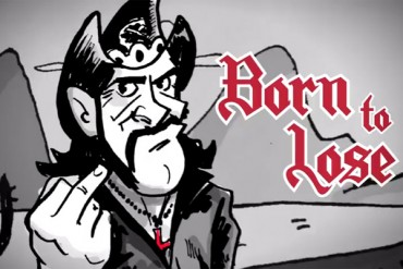 HOLYCIDE lanzan un genial comic-lyric-video dedicado a Motörhead!