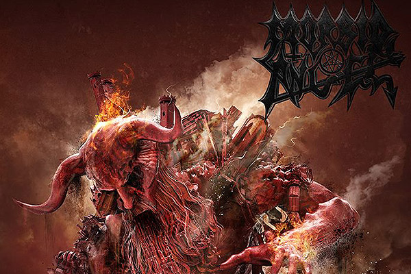 MORBID ANGEL revelan 1er single y portada de su nuevo álbum!