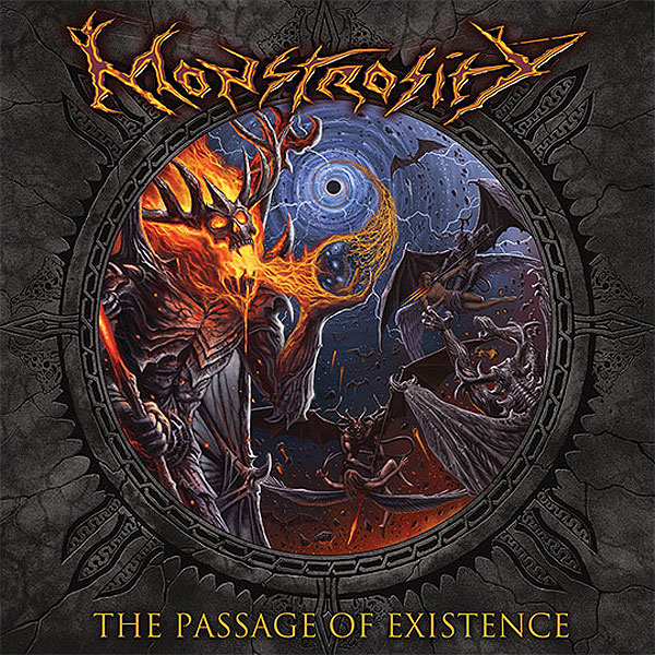 "MONSTROSITY ""The Passage of Existence"""